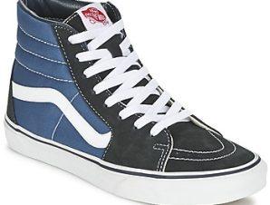 Ψηλά Sneakers Vans SK8-HI ΣΤΕΛΕΧΟΣ: Δέρμα / ύφασμα & ΕΣ. ΣΟΛΑ: Ύφασμα & ΕΞ. ΣΟΛΑ: Καουτσούκ