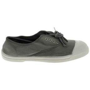 Sneakers Bensimon Toile Lacet C Gris Perle