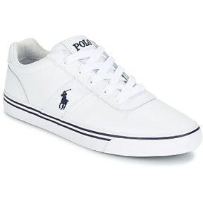 Xαμηλά Sneakers Polo Ralph Lauren HANFORD ΣΤΕΛΕΧΟΣ: Δέρμα & ΕΠΕΝΔΥΣΗ: Ύφασμα & ΕΣ. ΣΟΛΑ: Ύφασμα & ΕΞ. ΣΟΛΑ: Καουτσούκ