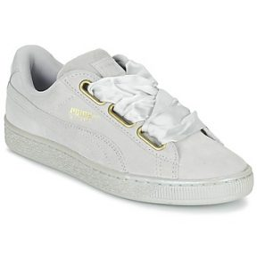 Xαμηλά Sneakers Puma BASKET HEART SATIN WN'S