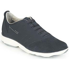 Xαμηλά Sneakers Geox NEBULA ΣΤΕΛΕΧΟΣ: Ύφασμα & ΕΠΕΝΔΥΣΗ: Ύφασμα & ΕΣ. ΣΟΛΑ: Δέρμα & ΕΞ. ΣΟΛΑ: Συνθετικό
