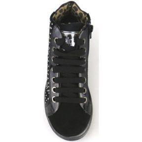 Ψηλά Sneakers Didiblu sneakers nero camoscio AH137