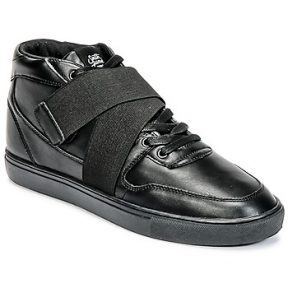 Ψηλά Sneakers Sixth June NATION STRAP ΣΤΕΛΕΧΟΣ: Συνθετικό & ΕΠΕΝΔΥΣΗ: Ύφασμα & ΕΣ. ΣΟΛΑ: Συνθετικό & ΕΞ. ΣΟΛΑ: Καουτσούκ