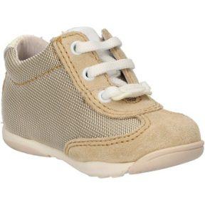 Sneakers Balducci sneakers beige tessuto camoscio AF694