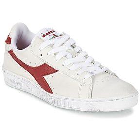 Xαμηλά Sneakers Diadora GAME L LOW WAXED ΣΤΕΛΕΧΟΣ: Δέρμα & ΕΠΕΝΔΥΣΗ: Συνθετικό & ΕΣ. ΣΟΛΑ: Ύφασμα & ΕΞ. ΣΟΛΑ: Καουτσούκ
