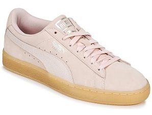 Xαμηλά Sneakers Puma SUEDE CLASSIC BUBBLE W'S ΣΤΕΛΕΧΟΣ: Δέρμα & ΕΠΕΝΔΥΣΗ: Δέρμα & ΕΣ. ΣΟΛΑ: & ΕΞ. ΣΟΛΑ: Καουτσούκ
