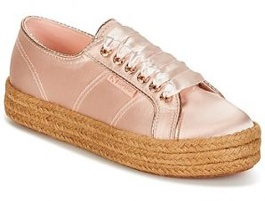 Xαμηλά Sneakers Superga 2730 SATIN COTMETROPE W