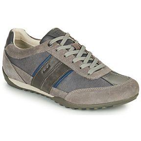 Xαμηλά Sneakers Geox U WELLS C ΣΤΕΛΕΧΟΣ: Δέρμα / ύφασμα & ΕΠΕΝΔΥΣΗ: Συνθετικό ύφασμα & ΕΣ. ΣΟΛΑ: Συνθετικό ύφασμα & ΕΞ. ΣΟΛΑ: Καουτσούκ