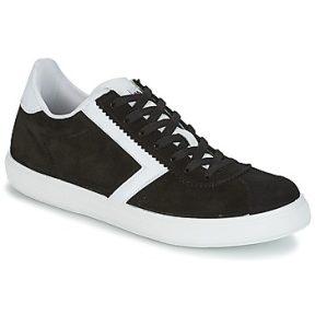 Xαμηλά Sneakers Yurban RETIPUS ΣΤΕΛΕΧΟΣ: Δέρμα & ΕΠΕΝΔΥΣΗ: Ύφασμα & ΕΣ. ΣΟΛΑ: Δέρμα & ΕΞ. ΣΟΛΑ: Συνθετικό