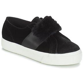 Xαμηλά Sneakers Superga 2750-LEAPATENTW ΣΤΕΛΕΧΟΣ: Δέρμα & ΕΠΕΝΔΥΣΗ: Ύφασμα & ΕΣ. ΣΟΛΑ: Ύφασμα & ΕΞ. ΣΟΛΑ: Καουτσούκ