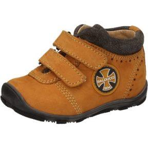 Ψηλά Sneakers Balducci sneakers giallo pelle scamosciata AD589