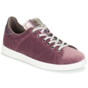 Xαμηλά Sneakers Victoria DEPORTIVO TERCIOPELO ΣΤΕΛΕΧΟΣ: Ύφασμα & ΕΠΕΝΔΥΣΗ: Ύφασμα & ΕΣ. ΣΟΛΑ: Ύφασμα & ΕΞ. ΣΟΛΑ: Συνθετικό