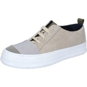 Sneakers Fdf Shoes sneakers beige camoscio tessuto BZ379