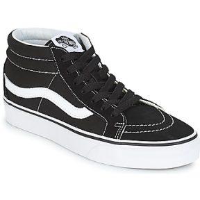 Ψηλά Sneakers Vans SK8-MID REISSUE ΣΤΕΛΕΧΟΣ: Ύφασμα & ΕΠΕΝΔΥΣΗ: Ύφασμα & ΕΣ. ΣΟΛΑ: Ύφασμα & ΕΞ. ΣΟΛΑ: Καουτσούκ