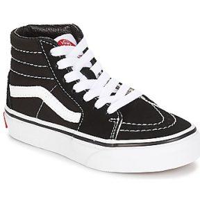Ψηλά Sneakers Vans UY SK8-HI ΣΤΕΛΕΧΟΣ: Δέρμα & ΕΠΕΝΔΥΣΗ: Ύφασμα & ΕΣ. ΣΟΛΑ: Ύφασμα & ΕΞ. ΣΟΛΑ: Καουτσούκ