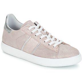 Xαμηλά Sneakers Yurban JEMMY ΣΤΕΛΕΧΟΣ: Δέρμα & ΕΠΕΝΔΥΣΗ: Δέρμα & ΕΣ. ΣΟΛΑ: Δέρμα & ΕΞ. ΣΟΛΑ: Συνθετικό