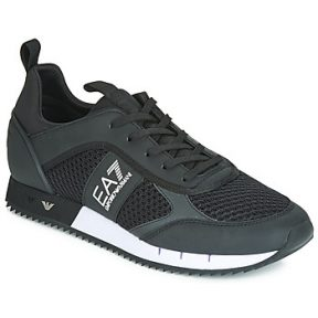 Xαμηλά Sneakers Emporio Armani EA7 LACES U ΣΤΕΛΕΧΟΣ: Ύφασμα & ΕΠΕΝΔΥΣΗ: Ύφασμα & ΕΣ. ΣΟΛΑ: Ύφασμα & ΕΞ. ΣΟΛΑ: Καουτσούκ