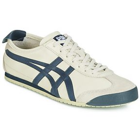 Xαμηλά Sneakers Onitsuka Tiger MEXICO 66 LEATHER ΣΤΕΛΕΧΟΣ: Δέρμα & ΕΠΕΝΔΥΣΗ: Ύφασμα & ΕΣ. ΣΟΛΑ: Ύφασμα & ΕΞ. ΣΟΛΑ: Καουτσούκ